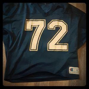 #72 football jersey